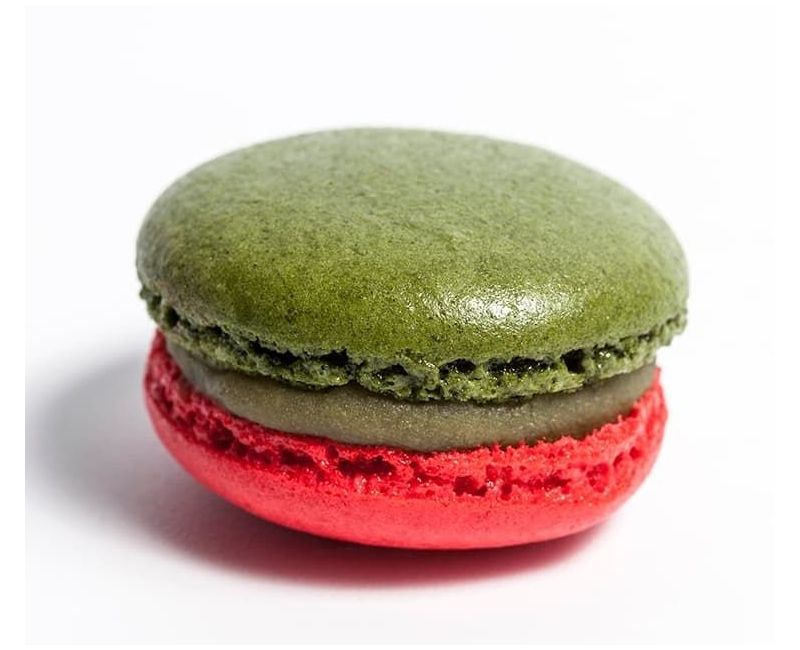 Macarons multi-parfums. 10 personnes.